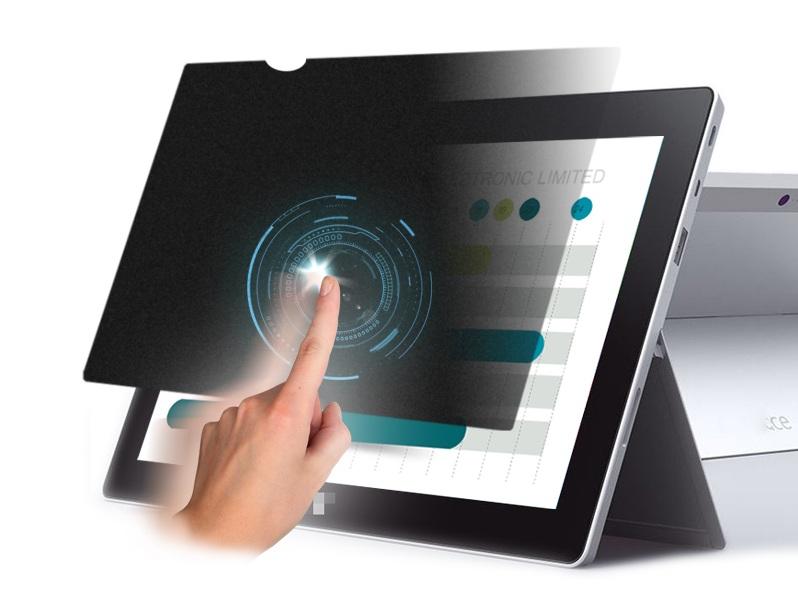 19 Inch High Quality Sensitive 0.37MM Matte Anti Glare Touch ScreenPrivacy Film