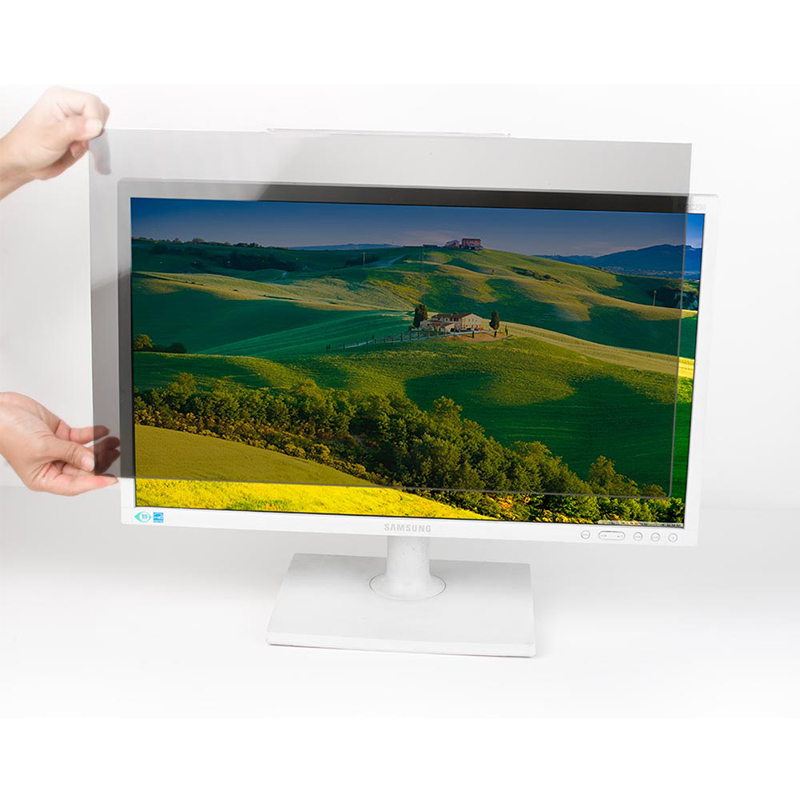 Golden Supplier Magic Acrylic Privacy Filter For Universal 17.3 inch Lcd Screen