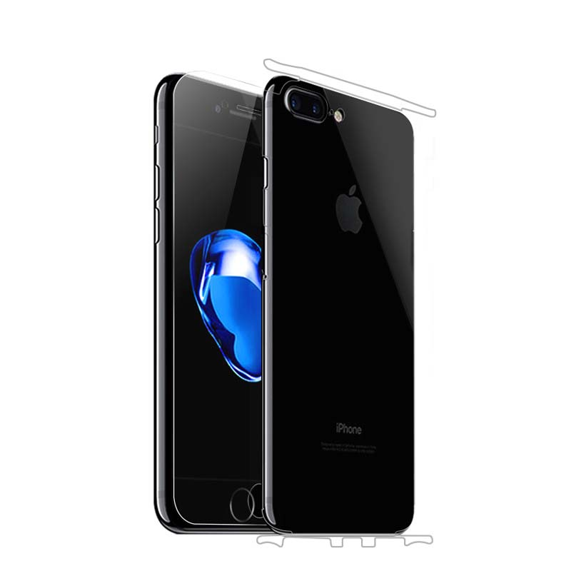 Natural Touching Feeling Smooth Anti Shock TPU  Film for iPhone  - YIPI