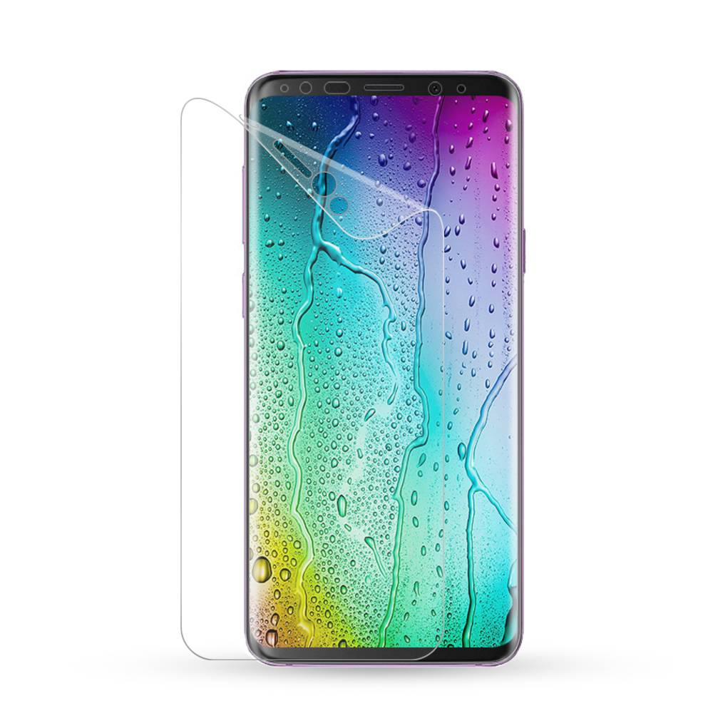 Hydrated Self- healing TPU Film For Samsung  Galaxy S9, S10- YIPI