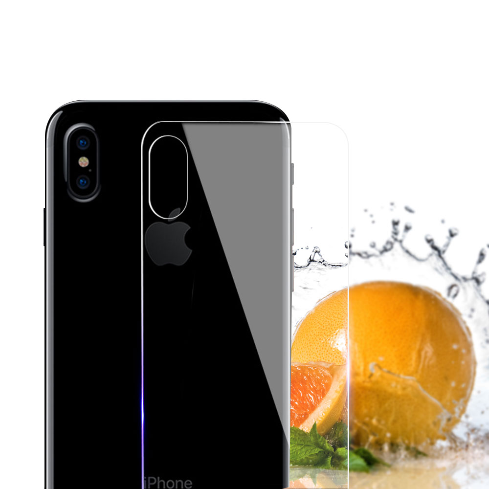 No bubbles Screen Protector Glass Gaurds For iPhone XS Max - YIPI