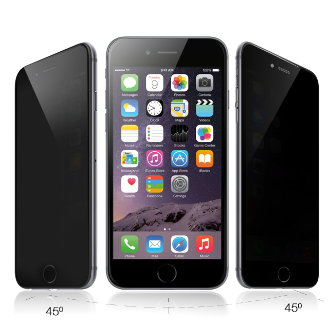 Anti Peeping Phone Screen Protector For iPhone 6,7/8 - YIPI