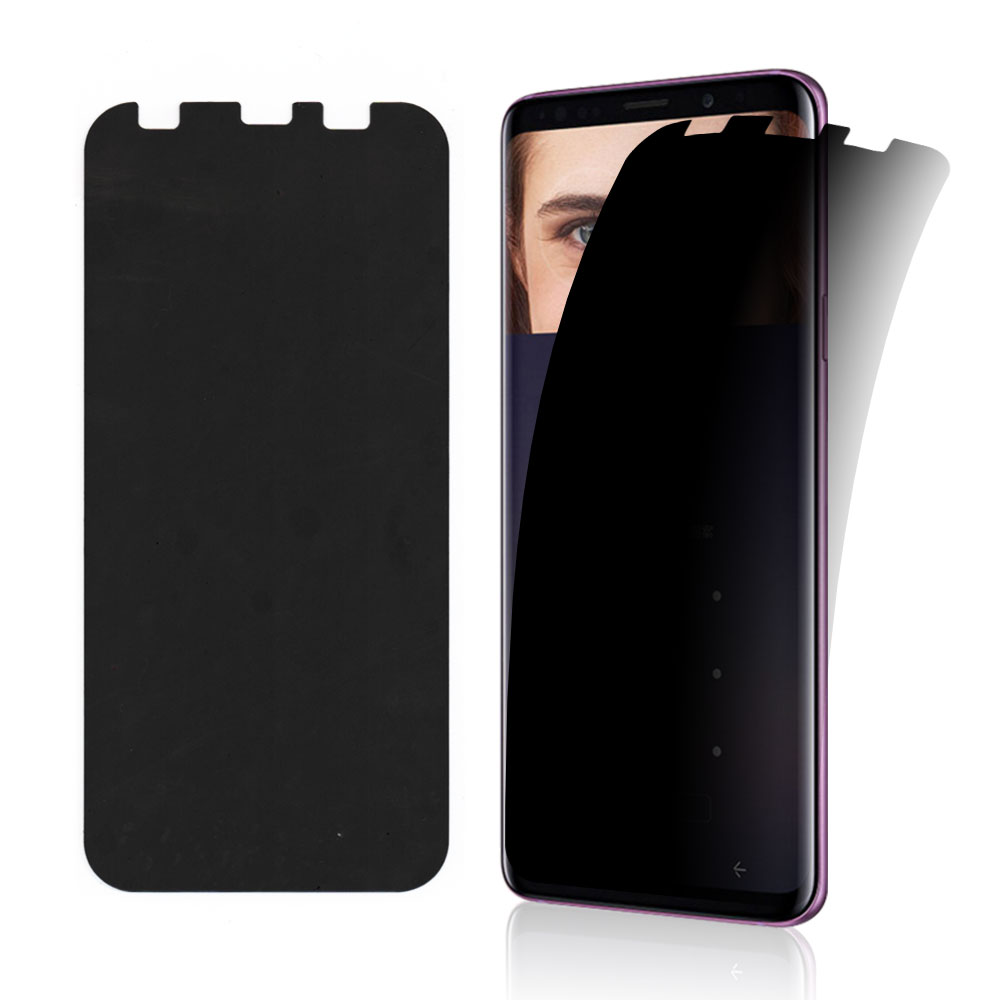 Full Covered TPU Privacy Screen Protective Film For Samsung S10- YIPI