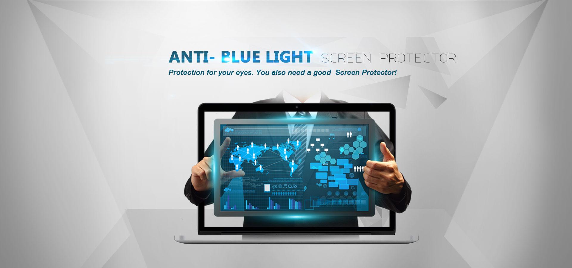 Acrylic Anti Blue TV Filter