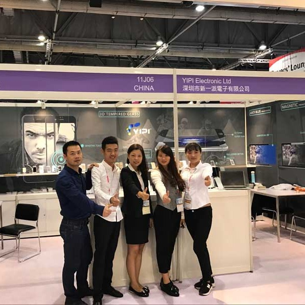 2016, October Asia - Word Consumer Electronic Expo in Hong Kong!