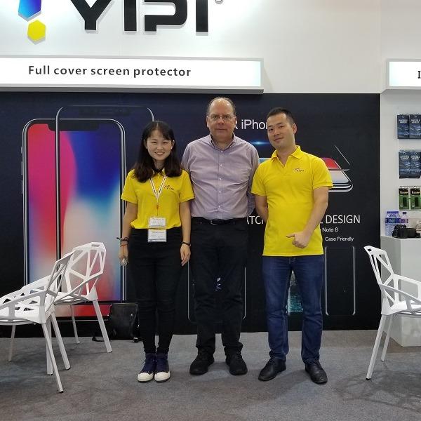 2017,October,YIPI at Asia World Expo in Hong Kong!