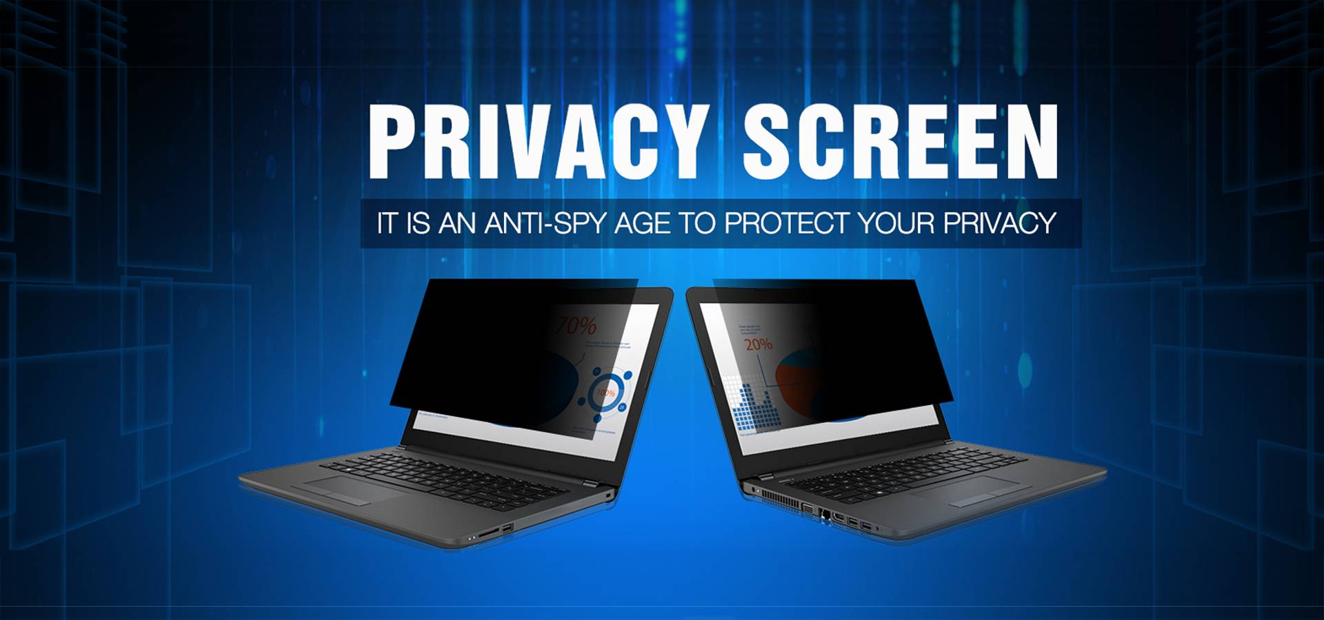 Laptop Privacy Screen
