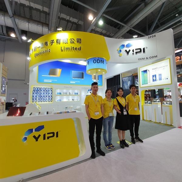 2019,April,YIPI at Asia World Expo in Hong Kong