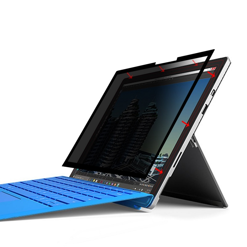 14-inch notebook privacy filter