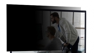 Laptop anti glare privacy screen protector