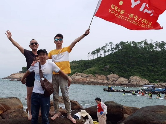 YIPI 2019 annual travel event has come to a successful conclusion
