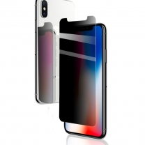 2.5D Privacy Tempered Glass Screen Protector For IPhone xs max