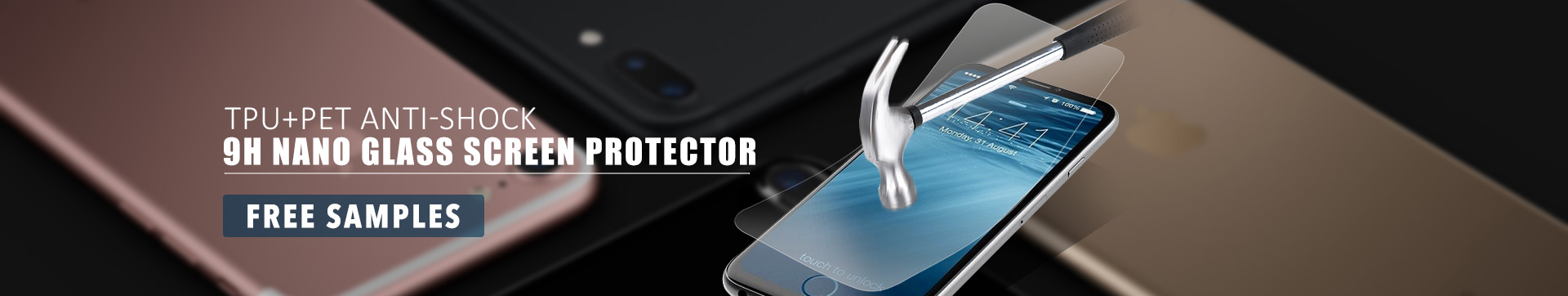 9H Nano Glass Screen Protector