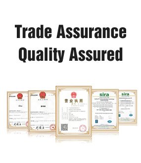 Quality Assured & Trade Assurance