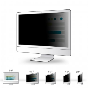 Factory Wholesale Apple Monitor iMac 24-inch With Framed Privacy Filter