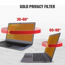 Factory Wholesale Gold Privacy Filter, Provide Free Samples, OEM & ODM Service