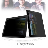 Factory Wholesale 8.9 Inch 4-Way Removable Tablet Privacy Screen Filter