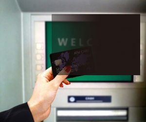 Manufacturer custom ATM Privacy Filter