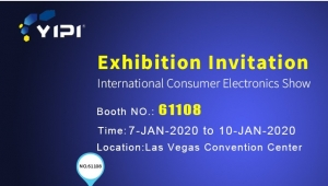 Meeting with YIPI in 2020 Las Vegas CES International Consumer Electronics Show