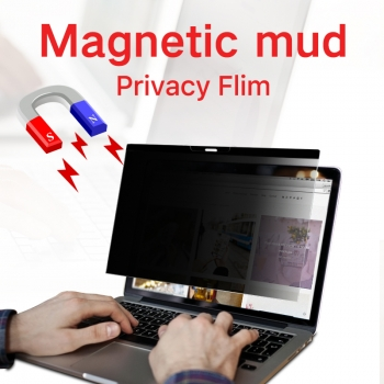 Magnetic mud privacy film 4