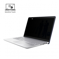 Touch Sensitive Privacy Screen Filter for Laptop 13 inch  16:10