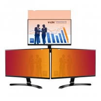 Hight Quality Gold Privacy Screen Filter for 27 inch