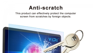Manufacture Supply  Screen Anti Blue Light Film for  13 inch 16:9