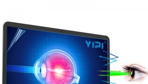 Removable Laptop Screen Anti Blue Light Film for  for 17.3 inch