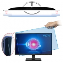 Computer Screen Anti Blue Light  Protector for 21.5 inch monitor