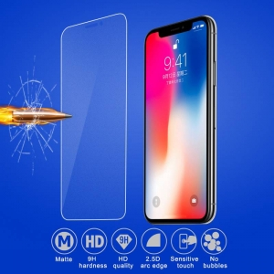 9H Nano matte glass anti-glare screen protector for iphone 11/12/xr/Xs