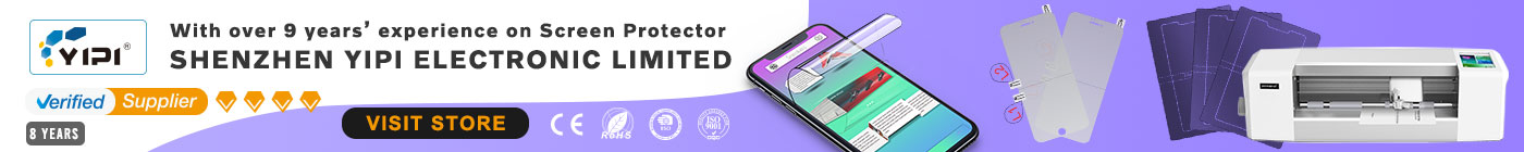 HD TPU Screen Protector