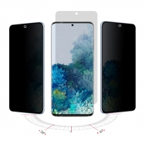 Anti Spy Hydrogel Privacy Screen Protector , Privacy TPU With 4 Layer 180*120mm