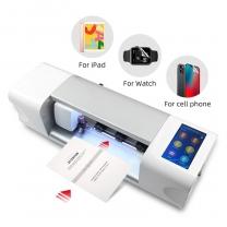 MobilePhone Screen Protector intelligent cutter automatic plotter Cutting Machin